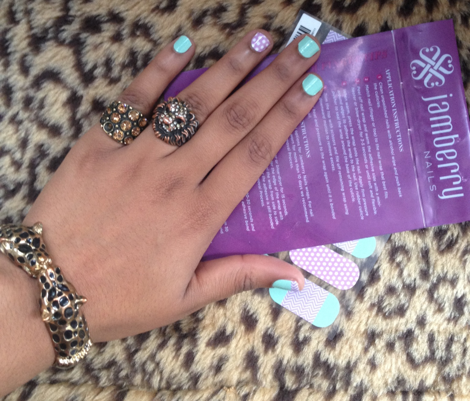 Customize Your Manicure: Wrap It Up with Jamberry Nails – Blog by ...