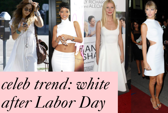 All Our Daily Fashion Reads Are Talking About Gwyneth Patrow S White Dress At The Movie Premiere Of Thanks For Sharing
