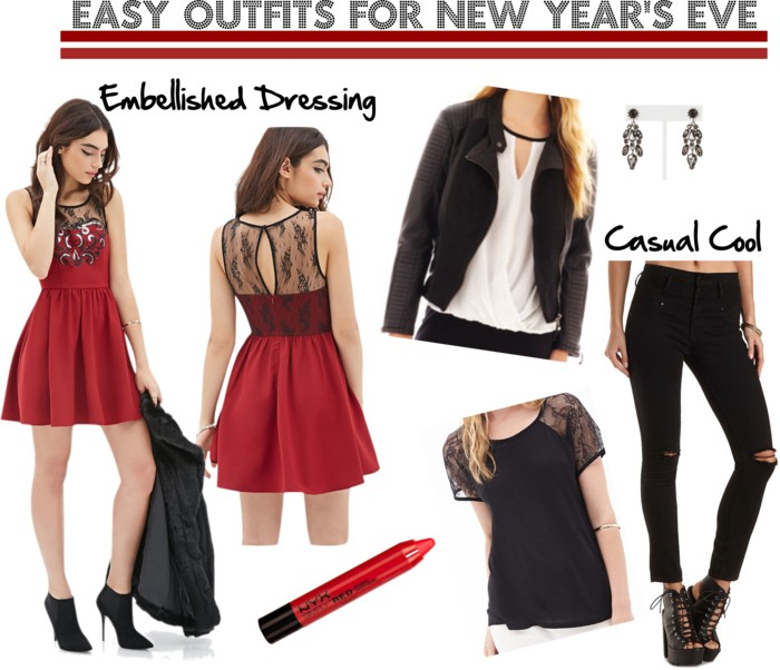 cd16cc489841 Trend Hungry Tuesday } Two Easy Outfits for New Year's Eve – Blog by ...