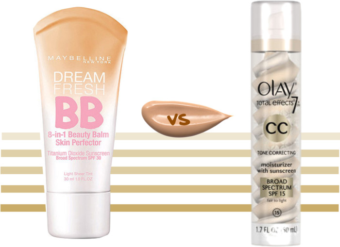bb vs cc cream