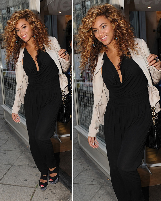 Beyonce Jumpsuit