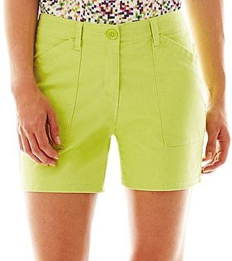 sale shorts: Liz Claiborne Cargo Shorts
