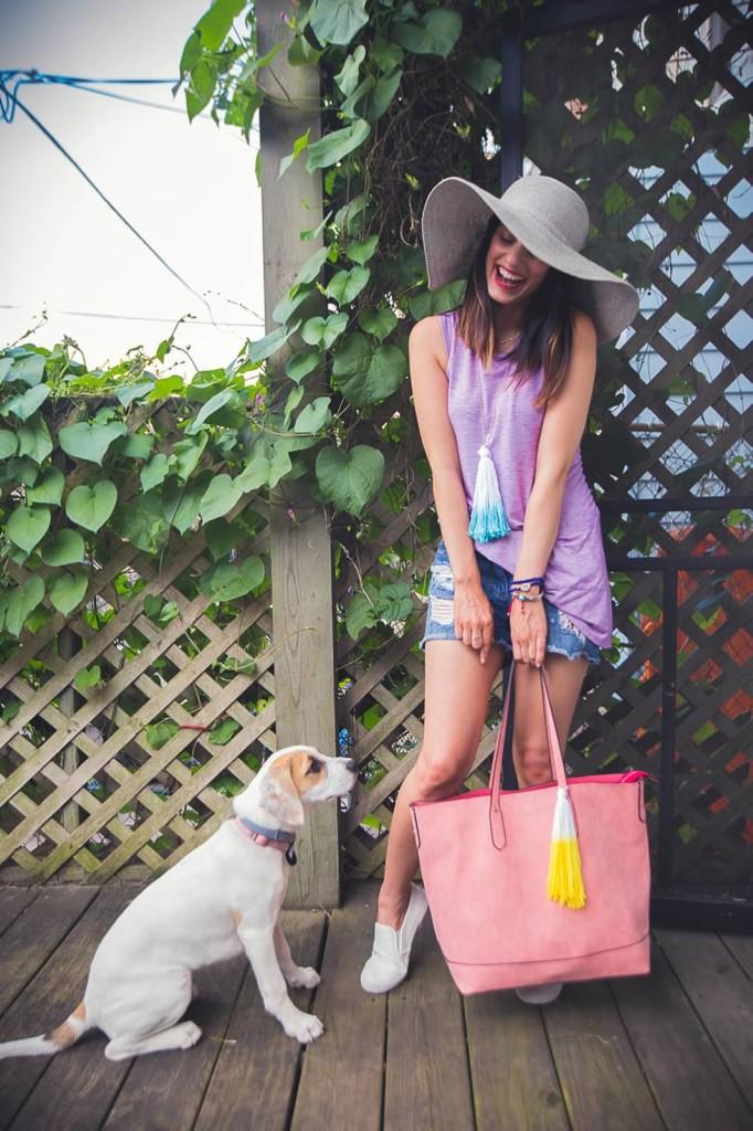 Summer Style by Jessie Holeva