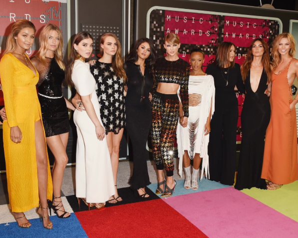 Taylor Swift Bad Blood VMA Fashion