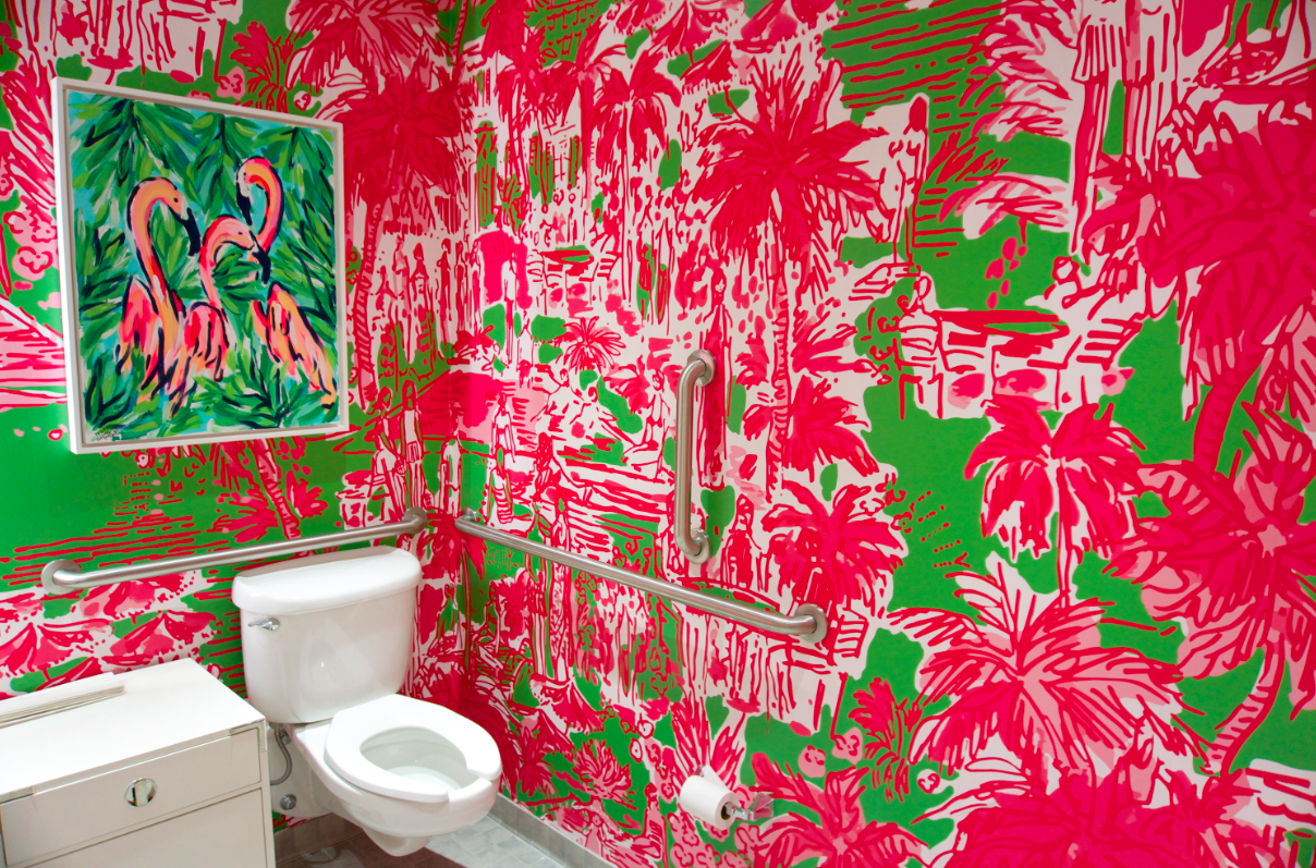 See Inside The Lilly Pulitzer Flagship Store Got A