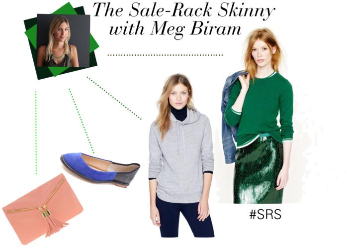 Sale Rack Skinny with Meg Biram   Trend Hungry