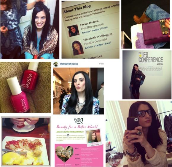 philly fashion blog @trendhungryblog on instagram
