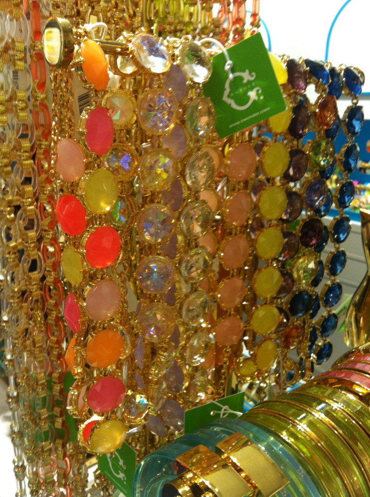 C. Wonder jewelry at Simon Fashion Now Preview
