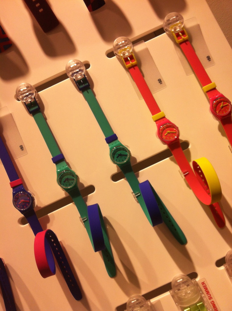 Swatch at King of Prussia Mall, Now Open