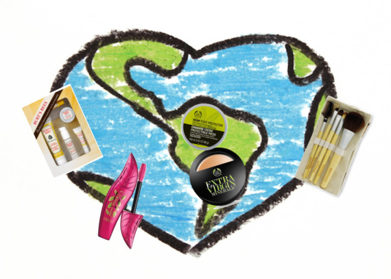 5 eco-chic beauty brands for earth day