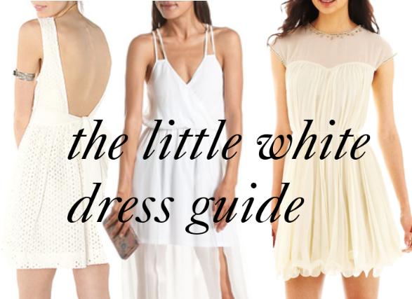 diner en blanc: little white dress guide