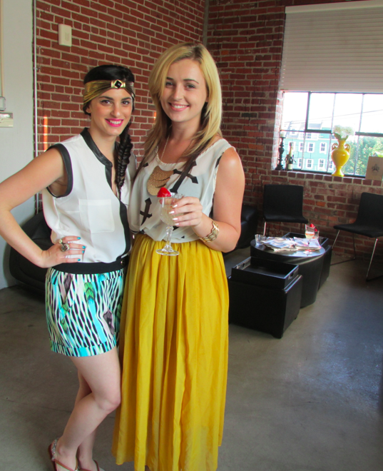 Philly Fashion Blogger event