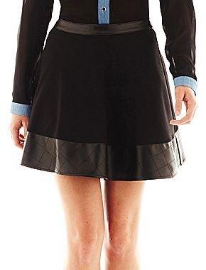 leather skirt under $20