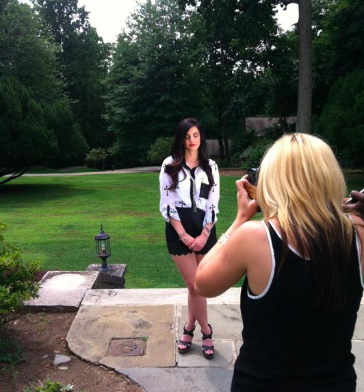 Philly Fashion Blogger Photoshoots