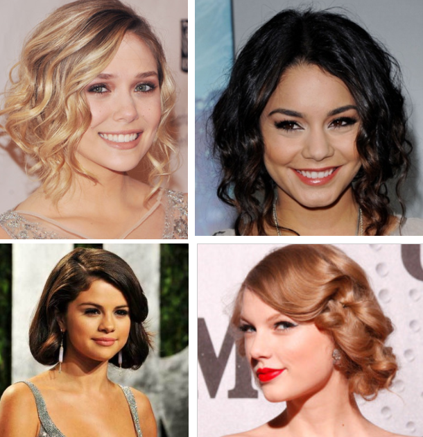 celebrity hairstyle: faux bob