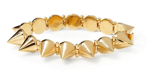 trendy-vs-spendy-spiked-bracelet