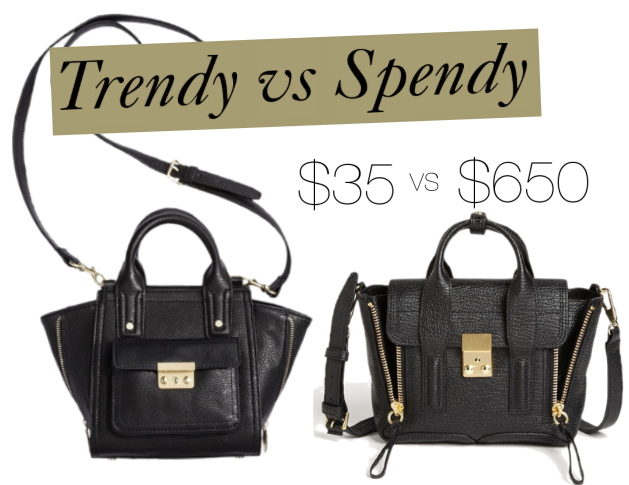 trendy vs spendy: phillip lim for target