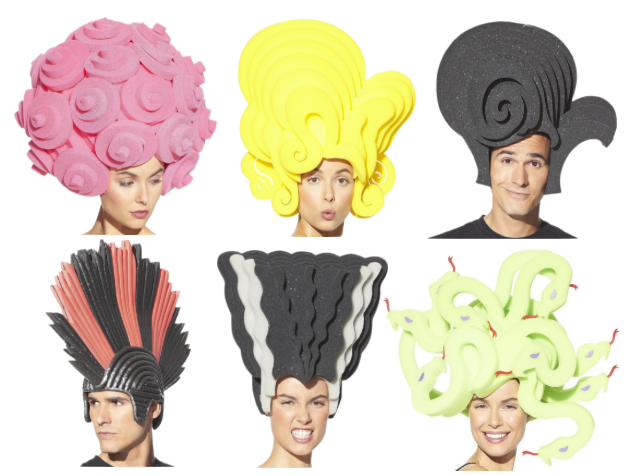 chris march wigs for target