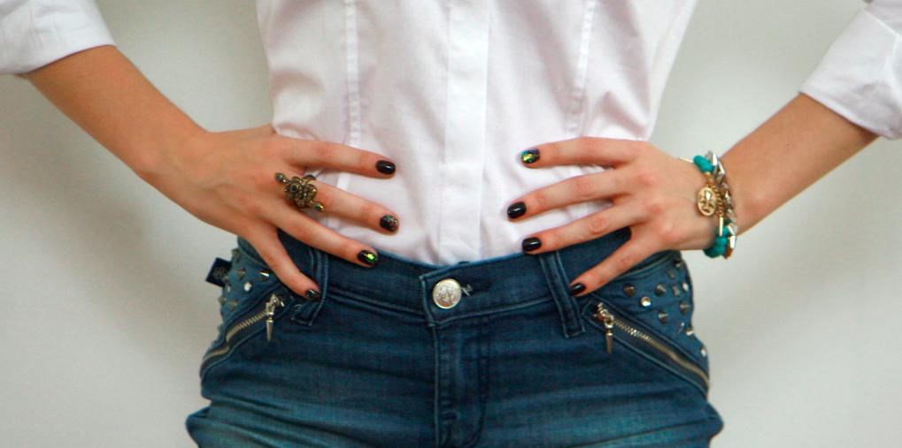 disney villain nails