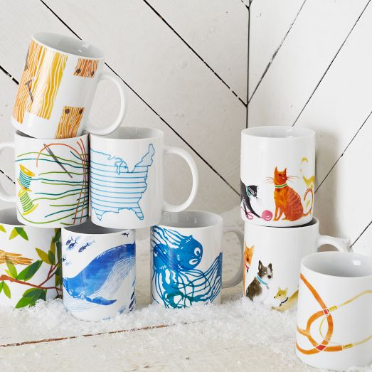 charity mugs