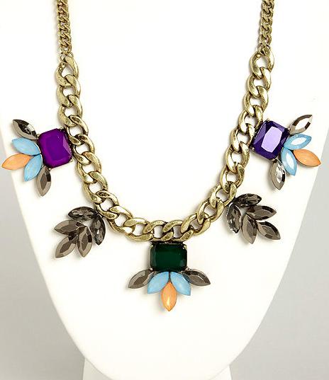 statement necklace under $25
