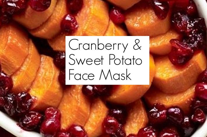 thanksgiving dinner face mask