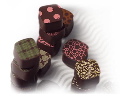 Petits RICHART Balsam Gourmet chocolates