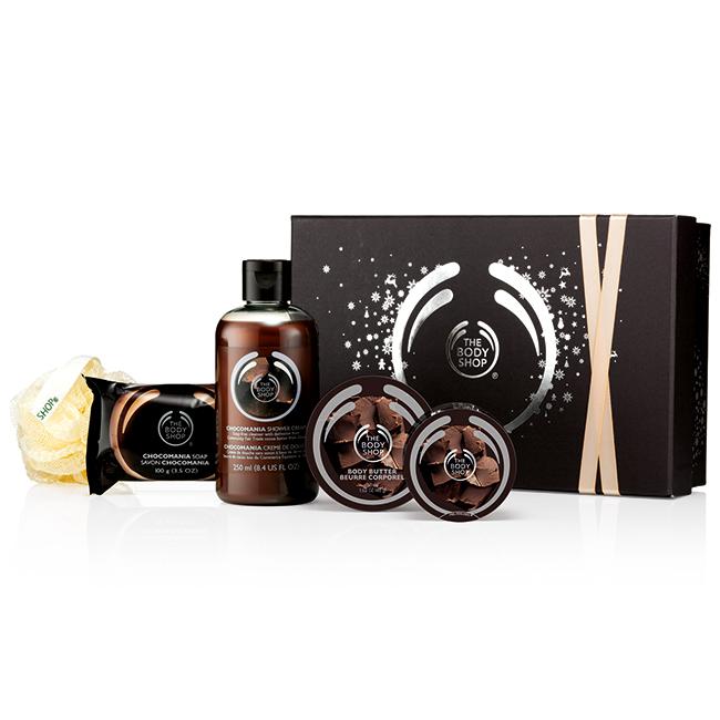 festive-small-chocomania-gift-set-thebodyshop-TrendHungry