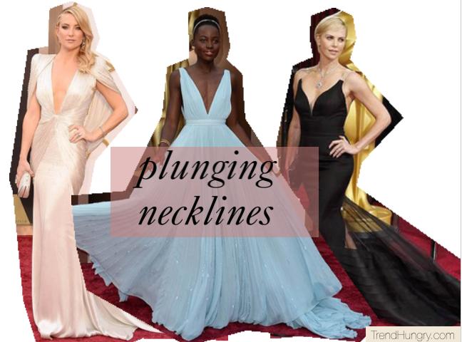 Lupita Nyong'o, Kate Hudson and Charlize Theron