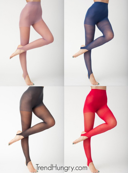 Stirrup-tights