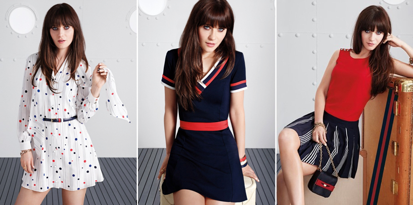from zooey to tommy