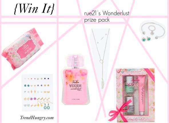 beauty blog giveaway