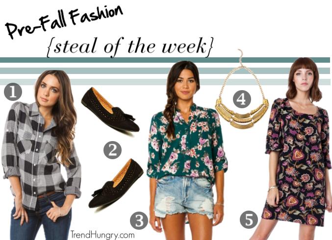 pre fall fashion under $20