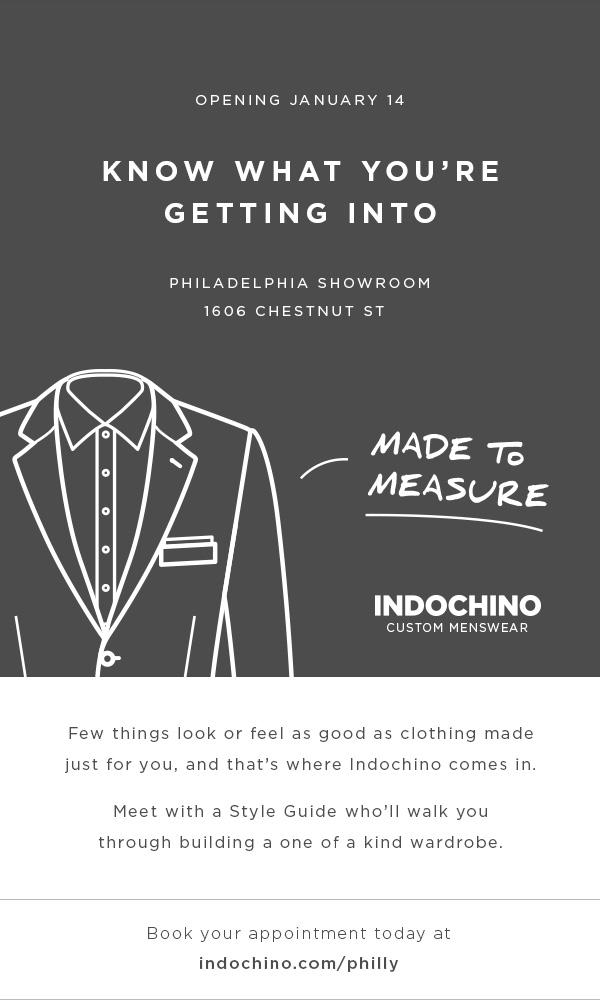 Indochino-Philadelphia