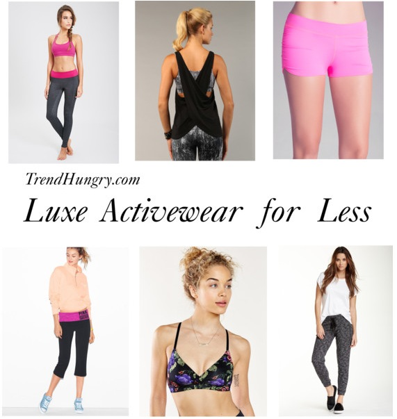 Luxe Activewear For Less