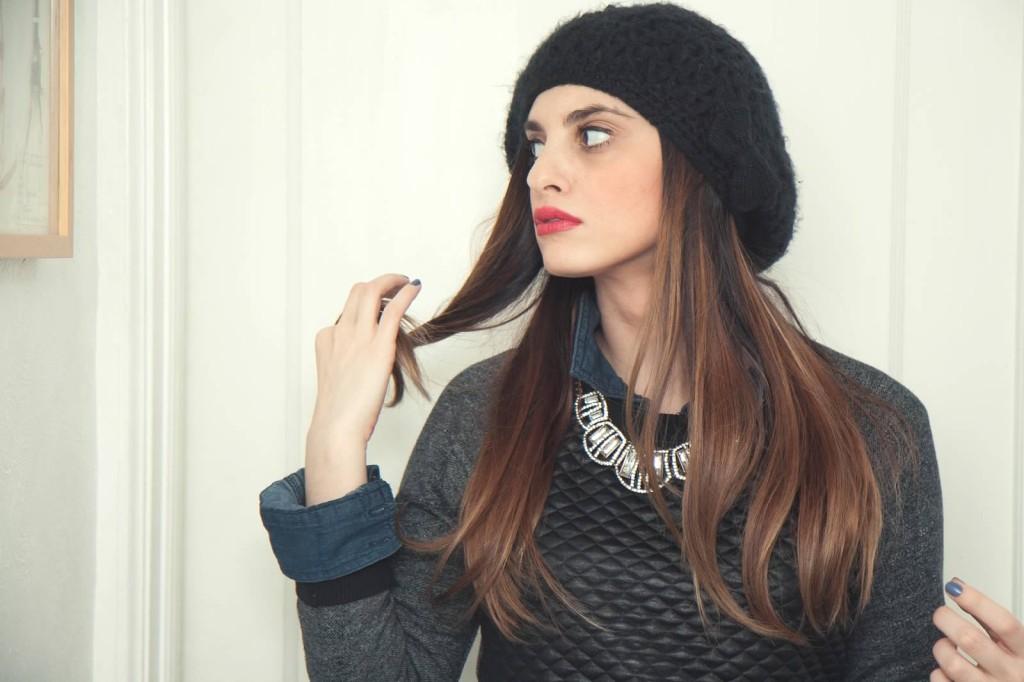 beret-style