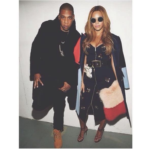 Beyonce-Jay-Z-NYFW-2015