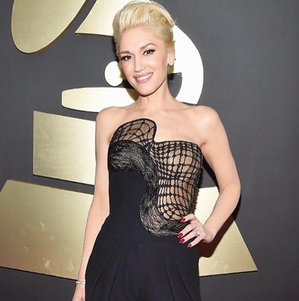 Gwen-Stefani-Grammys