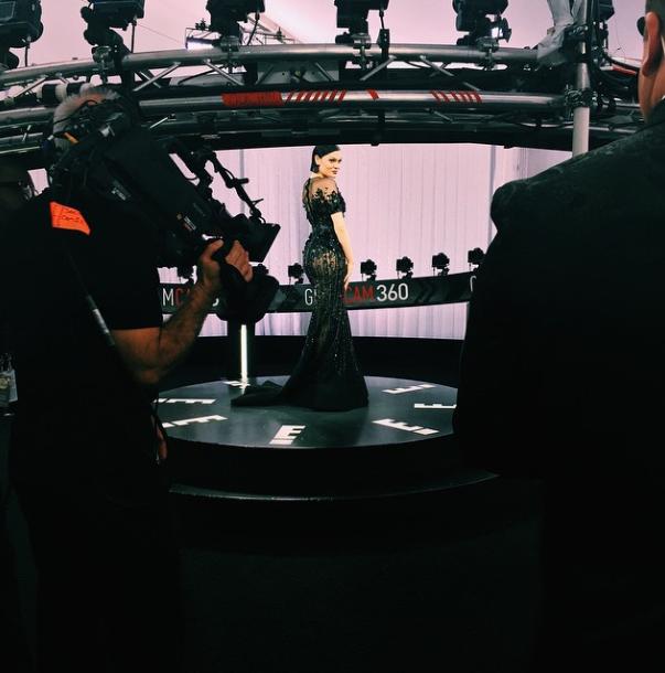 Jessie-J-Grammy-Instagram