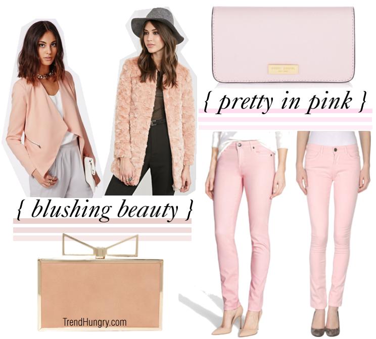 Pink Fashion Under $100