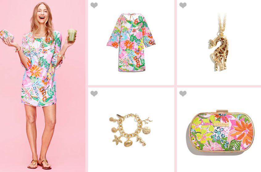 Lilly Pulitzer For Target Floral Dress