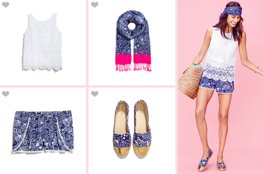 Lilly Pulitzer For Target Shorts