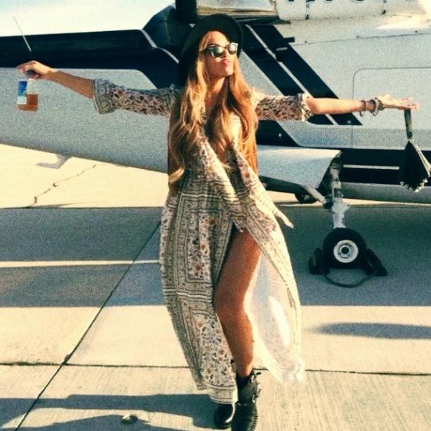Beyonce Coachella 2015