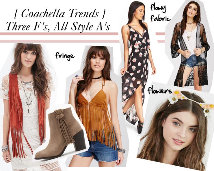 Coachella Trends