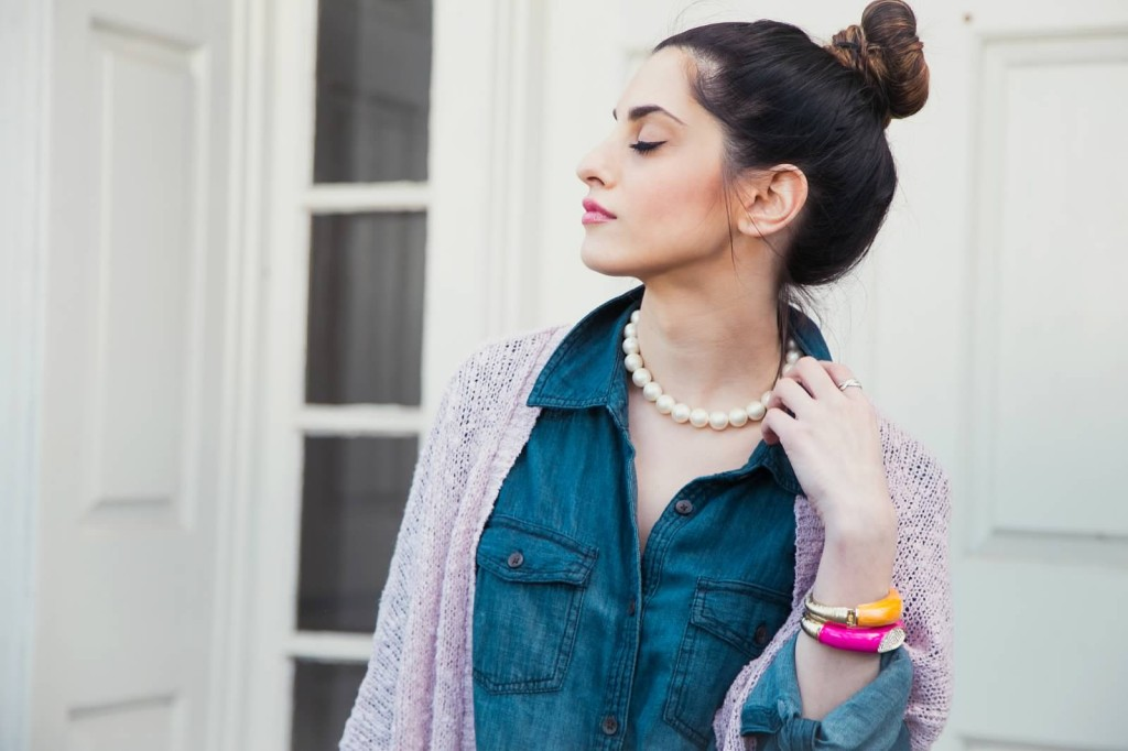 Jessie Holeva Spring Style
