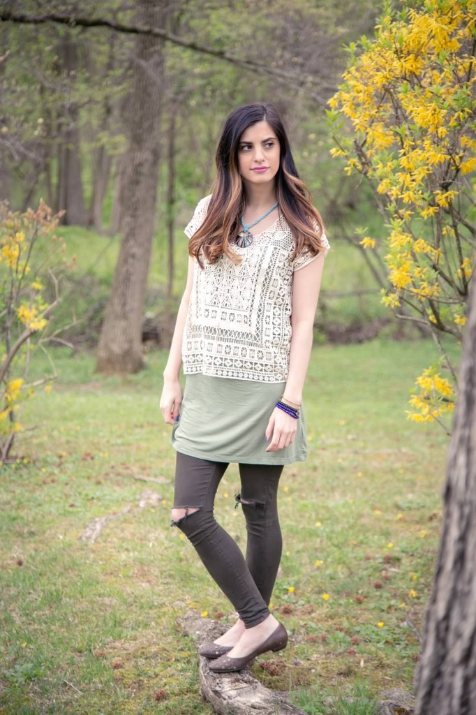 Philadelphia Fashion Blogger Jessie Holeva