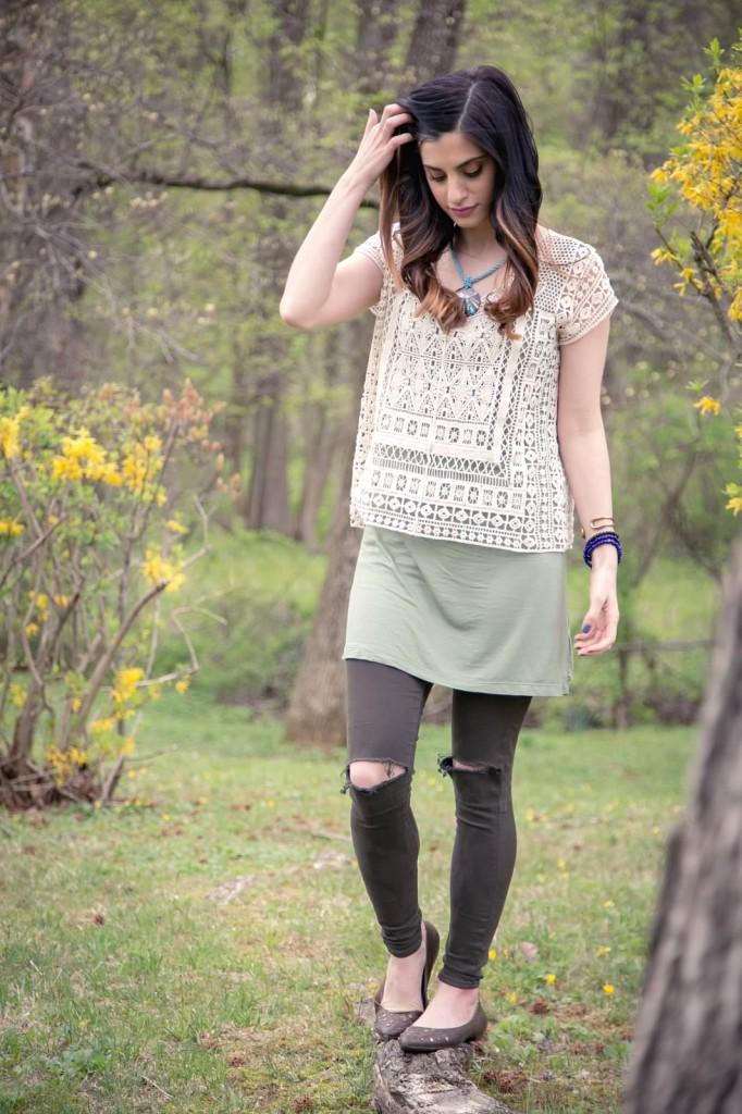 easy spring fashion tips