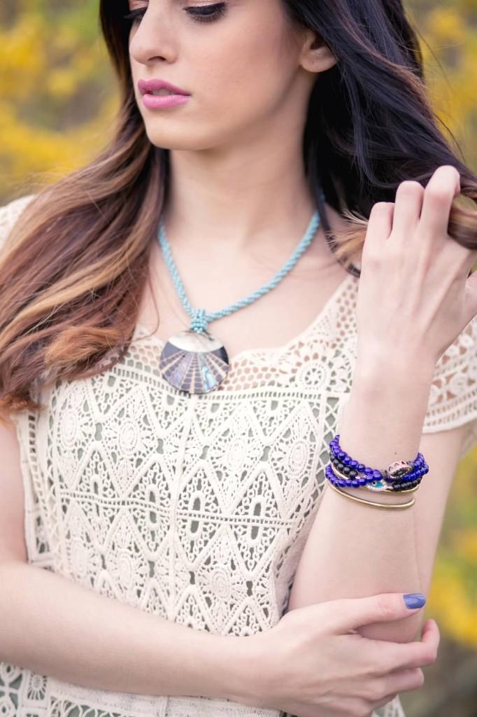 fashion blogger jewelry