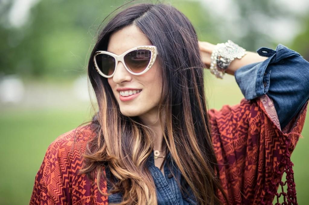 Boho Fashion Blogger