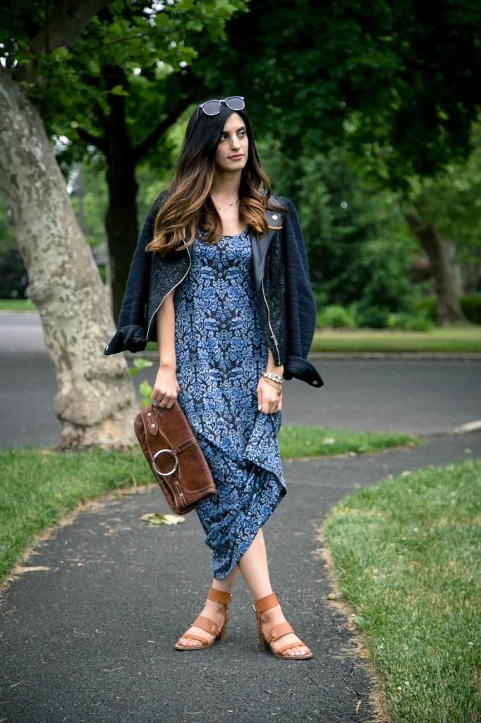 Jessie Holeva Summer Outfit